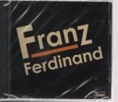 FRANZ FERDINAND  - CD FRANZ FERDINAND