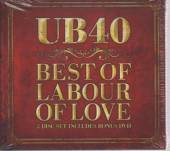 UB 40  - 2xCD BEST OF LABOUR OF LOVE