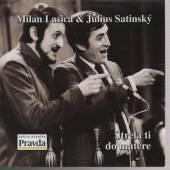 LASICA & SATINSKY  - CD STRELA TI DO MATERE