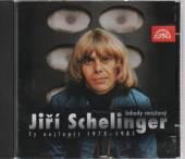 SCHELINGER JIRI & SKUPINA FRAN..  - CD JAHODY MRAZENY (T..