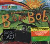 BOB MARLEY & THE WAILERS  - CD B IS FOR BOB