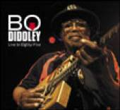 BO DIDDLEY  - CD LIVE IN EIGHTY-FIVE