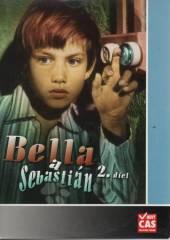 FILM  - DVP Bella a Sebastian - 2. DVD