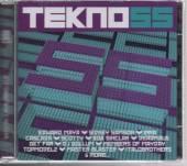 VARIOUS  - CD TEKNO 55
