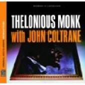 MONK & COLTRANE  - CD THELONIOUS MONK WITH JOHN COLTRANE