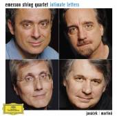 EMERSON STRING QUARTET  - CD INTIMATE LETTERS