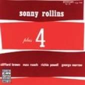ROLLINS SONNY  - CD PLUS FOUR (RVG)