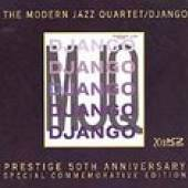 MODERN JAZZ QUARTET  - CD DJANGO (RVG EDITION)