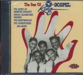 VARIOUS  - CD BEST OF KING GOSPEL