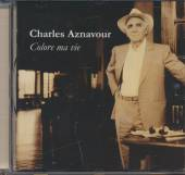 AZNAVOUR CHARLES  - CD COLORE MA VIE