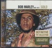 MARLEY BOB  - 2xCD GOLD 1967-1972 -34TR-