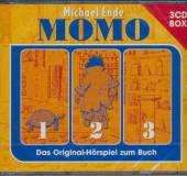 MOMO  - 3xCD MOMO - 3-CD HOERSPIELBOX