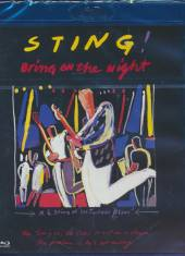 STING  - BR BRING ON THE NIGHT