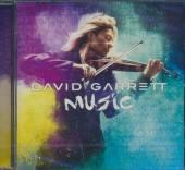 GARRETT DAVID  - CD MUSIC