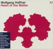 HAFFNER WOLFGANG (D. MILLER S...  - CD HEART OF THE MATTER