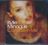 KYLIE MINOGUE  - CD CONFIDE IN ME ( 17 TRAX )
