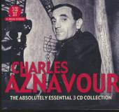 AZNAVOUR CHARLES  - 3xCD ABSOLUTELY ESSENTIAL 3..
