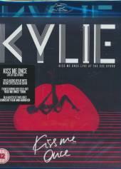 MINOGUE KYLIE  - 3xBRC KISS ME ONCE LIVE [BRD+2CD]