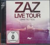 ZAZ  - 2xCD+DVD SANS TSU TS..