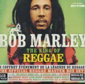 MARLEY BOB  - 5xCD KING OF REGGAE