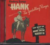 SNOW HANK  - CD WANDERIN' ON-BEST OF...