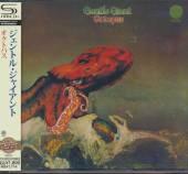 GENTLE GIANT  - CD OCTOPUS -SHM-CD/LTD-