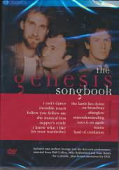 GENESIS  - DVD GENESIS SONGBOOK