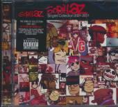 GORILLAZ  - CD SINGLES COLLECTION 2001-2011