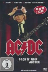 AC/DC  - DVD ROCK N ROLL BUSTER (DVD+CD)