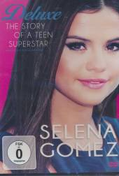 SELENA GOMEZ  - DVD THE STORY OF A TEENAGE SUPERSTAR