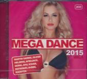 VARIOUS  - CD MEGA DANCE 2015 VOL 1