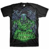 AVENGED SEVENFOLD =T-SHIR =T-S  - TR DARE TO DIE -L-