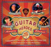 BURTON JAMES/ALBERT LEE/  - CD GUITAR HEROES