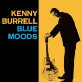 BURRELL KENNY  - CD BLUE MOODS/BRIGHT'S SPOTS