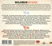 VARIOUS  - 2xCD THE VERY BEST OF SOLOMON BURKE