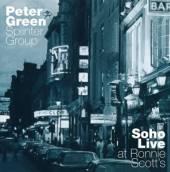 PETER GREEN SPLINTER GROUP  - 2xVINYL SOHO LIVE AT..