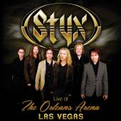 STYX  - CD LIVE AT THE ORLEANS..