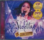 VIOLETTA  - 2xCD+DVD VIOLETTA EM.. -CD+DVD-