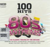 VARIOUS  - 5xCD 100 HITS - 80S ANTHEMS