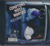 COMPTON'S MOST WANTED  - CD MUSIC DRIVEBY