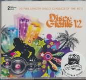 VARIOUS  - CD+DVD DISCO GIANTS, VOL.12