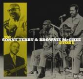 TERRY SONNY & BROWNIE MC  - 4xCD SONNY TERRY & BROWNIE..