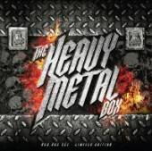VARIOUS  - 6xCD HEAVY METAL BOX..