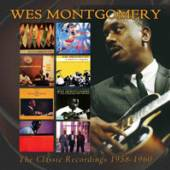 WES MONTGOMERY  - 4xCD THE CLASSIC REC..
