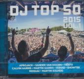 VARIOUS  - CD DJ TOP 50 2015