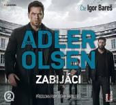 ADLER-OLSEN: ZABIJACI (MP3-CD) - supershop.sk