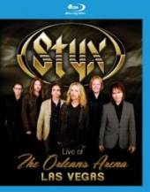 STYX  - 2xBRD LIVE AT THE ORLEANS ARENA [BLURAY]
