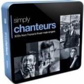 VARIOUS  - CD SIMPLY CHANTEURS