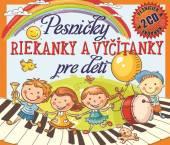 VARIOUS  - 2xCD Pesničky pre d..