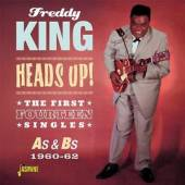 KING FREDDY  - CD HEADS UP!